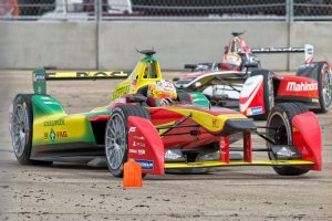 Formula E, from the Perspective of a Formula 1 Fan